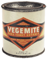 Original Vegemite tin | Kings Patent & Trade Marks Attorneys